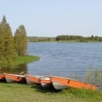 Island Lake Conservation Area - Boating