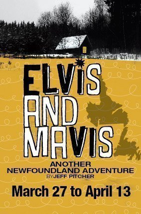 Elvis and Mavis
