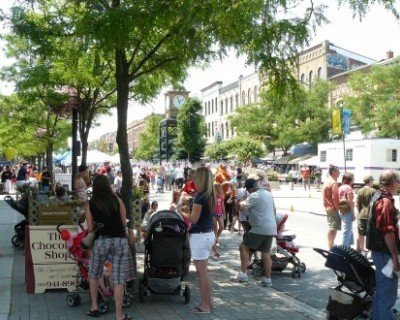 Founder's Day - Downtown Orangeville
