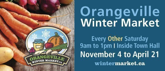 Orangeville Winter Farmers' Market