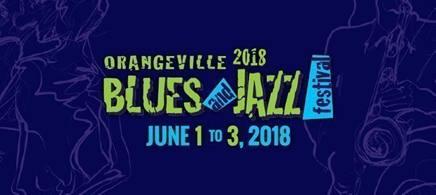 orangeville blues and jazz, june 1 to 3 2018