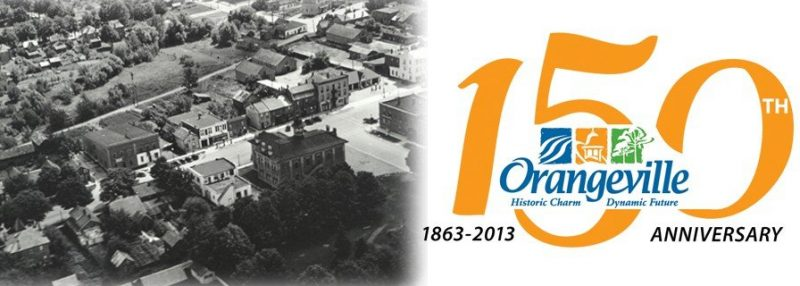150th Birthday for Orangeville