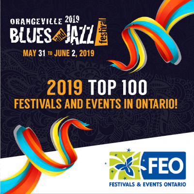Orangeville Blues & Jazz Festival