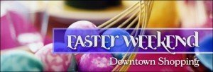 Dine and Shop for Easter in Downtown Orangeville