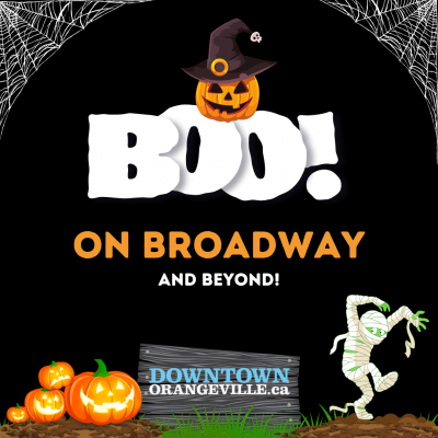 Read more about the article Boo! on Broadway – And Beyond!