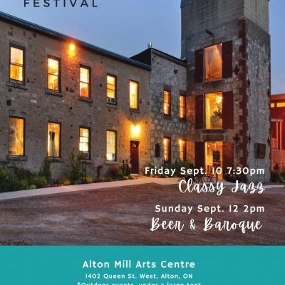 Read more about the article Caledon Music Festival presents 'Cocktails and Classics'