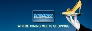 Dine & Shop Downtown Orangeville