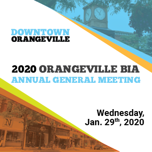 2020 Orangeville BIA Annual General Meeting