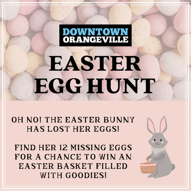 Read more about the article Easter Egg Hunt Contest