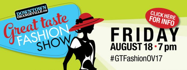 Great Taste Fashion Show - August