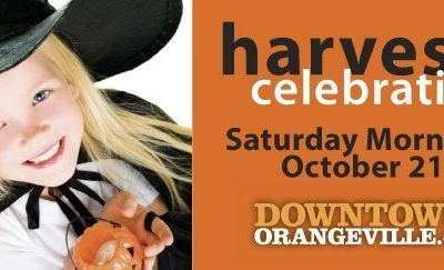 Downtown Orangeville Harvest Celebration – 2017