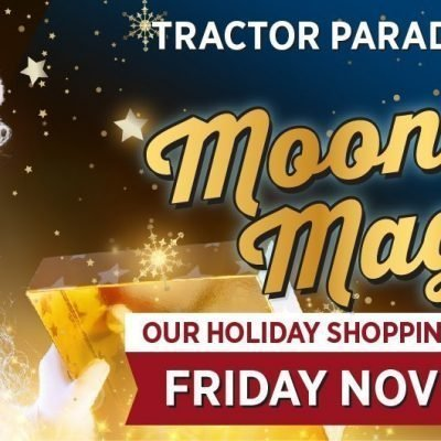 Read more about the article Moonlight Magic Tractor Parade of Lights – 2018