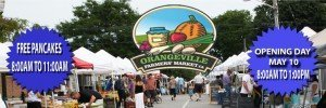 Opening Day May 10th Orangeville Farmers' Market