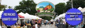 Read more about the article Opening Day of Orangeville Farmers' Market