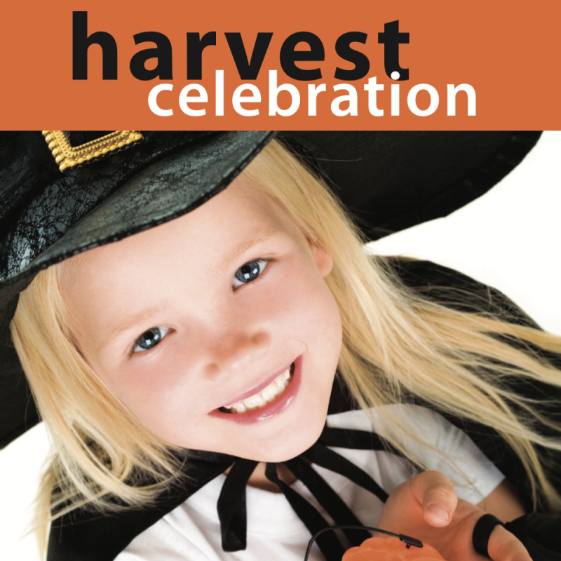 Harvest Celebration, Tiny Tots & Scarecrow Contest