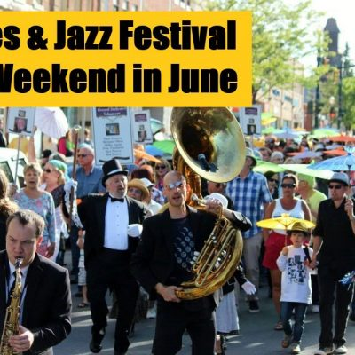 Orangeville Blues and Jazz 2018