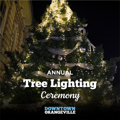 Annual Tree Lighting Ceremony 2020