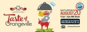Read more about the article Taste of Orangeville – August 20th 2016