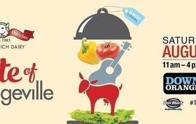 Taste of Orangeville – August 20th 2016