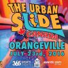 The urban slide orangeville