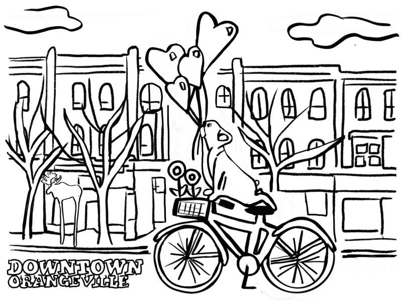 Read more about the article Valentine's Day Colouring Contest