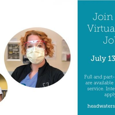Read more about the article Virtual Job Fair – Headwaters Health Care Centre