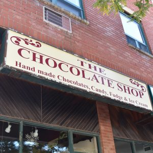 Chocolate Shop, The