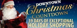 Downtown Christmas Countdown!