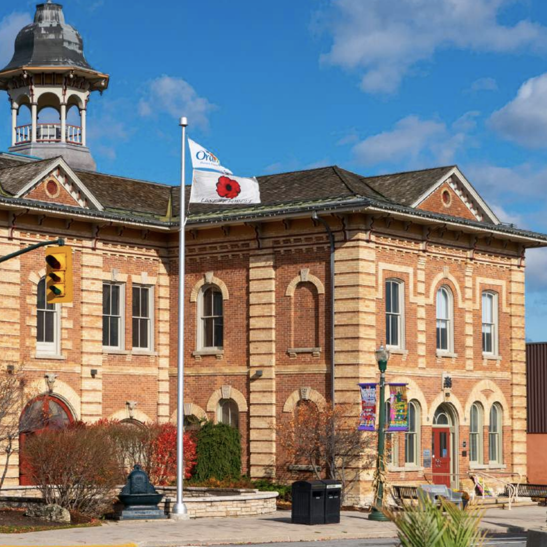 Destination Assessment of Orangeville, Ontario
