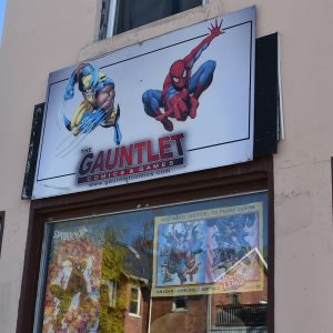 Gauntlet Comics & Games, The