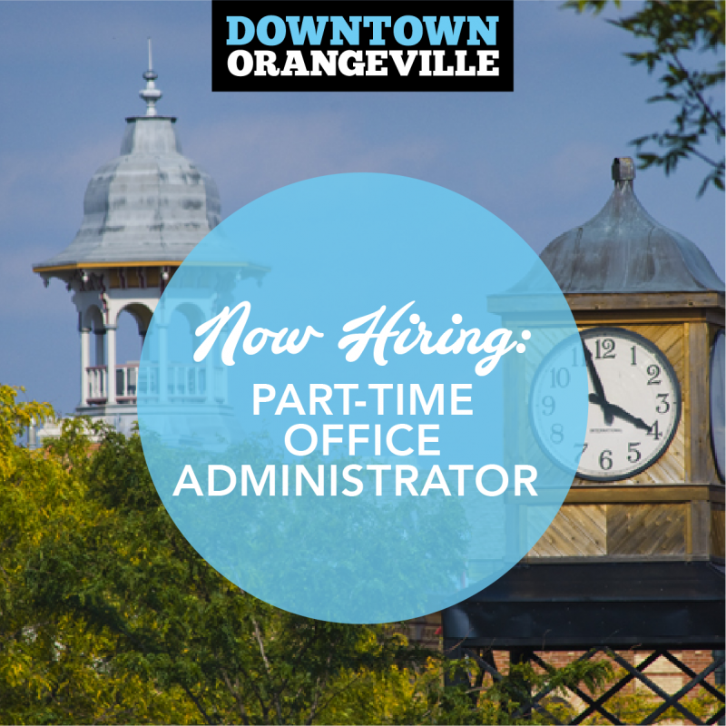 Read more about the article NOW HIRING: Part-time Office Administrator