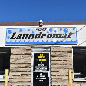 First Street Laundromat