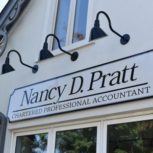 Nancy D. Pratt, CGA