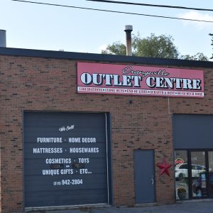 Orangeville Outlet Centre