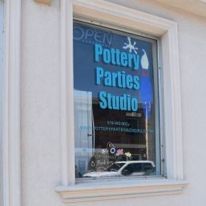 Pottery Parties Studio