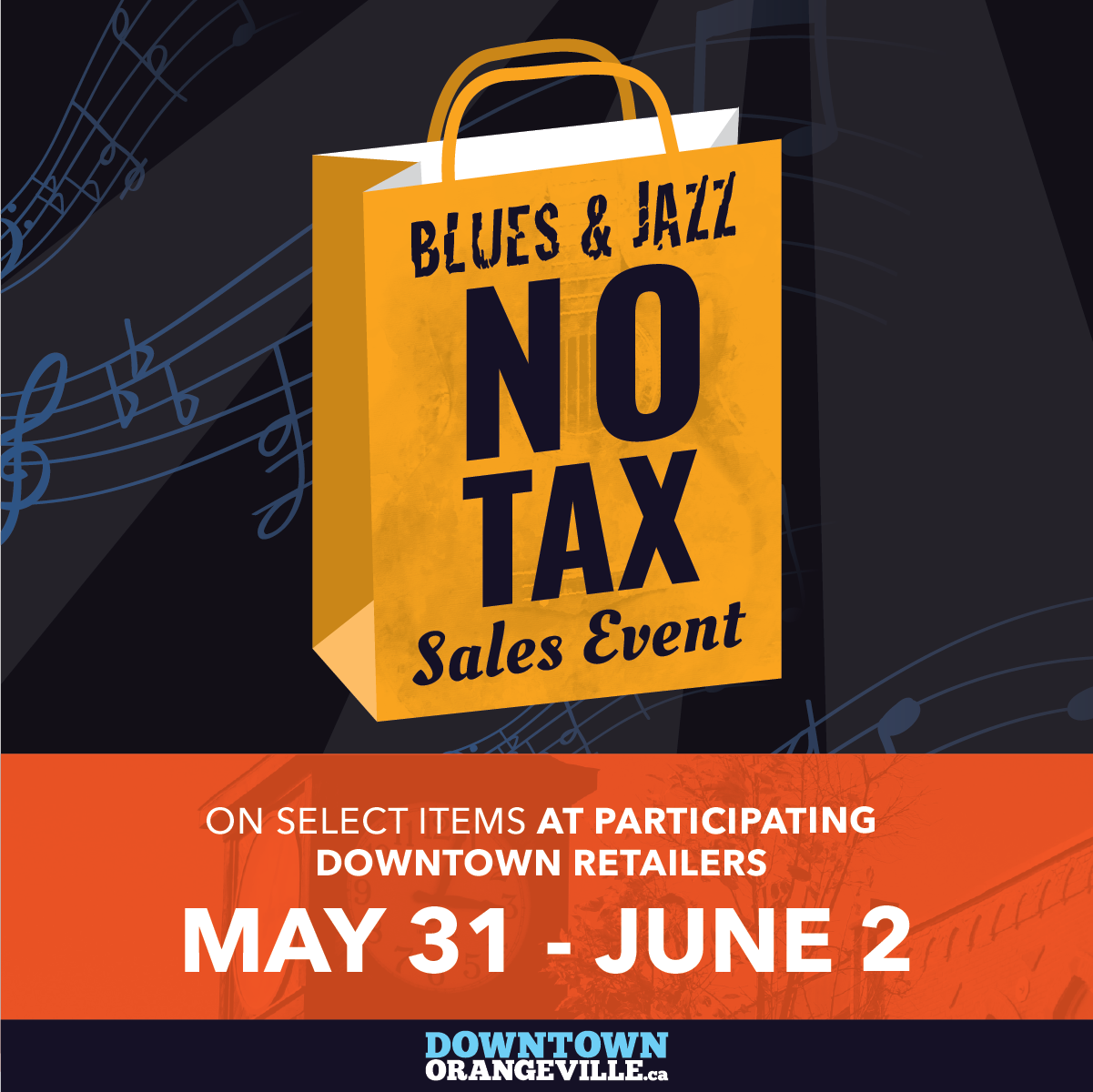 Orangeville Blues and Jazz Festival 2019