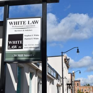 Stephen White Barrister & Solicitor